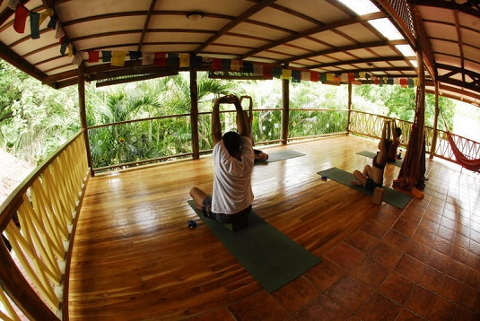Casa Zen Guesthouse and Yoga Center costa rica